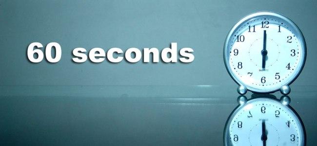 Como Negociar em 60 Segundos