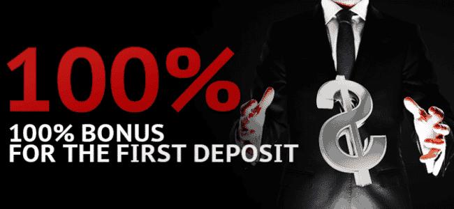 bonus deposito