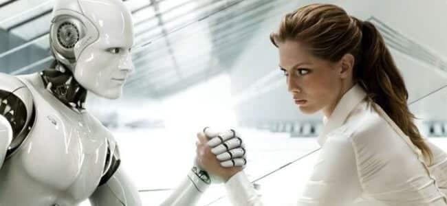 sinais e robots