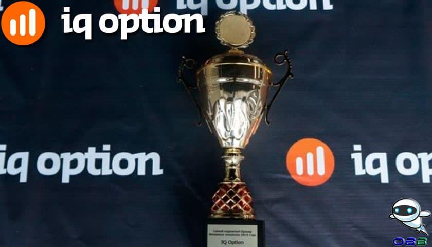 vencedores do torneio iq option