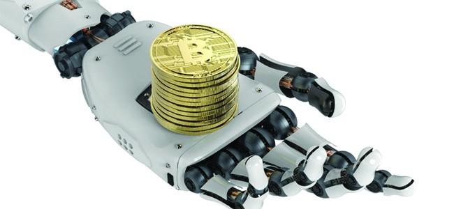 robot de bitcoin e criptomoeda final