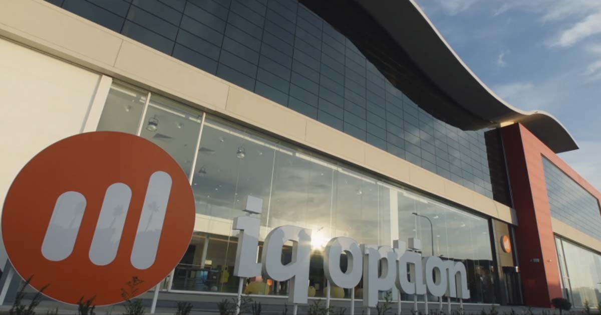 Escritório IQ Option Limassol, Chipre