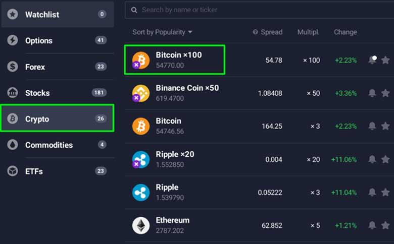 bitcoin no iq option4
