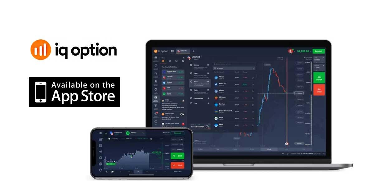 IQ Option iOS